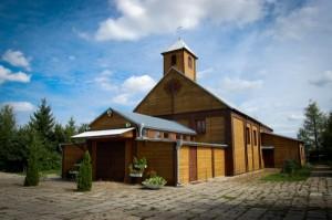 Kościół przy ul. Św. Rocha